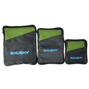 Ręcznik Husky Jack XL zielony, Husky