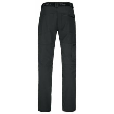 Mężczyźni na zewnątrz spodnie Kilpi JAMES-M czarny, Kilpi