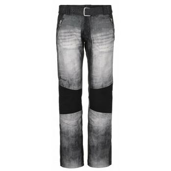 Dámské softshellové kalhoty Kilpi JEANSO-W černé