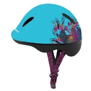 Dziecięca rowerowa kask Spokey FLORIS 44-48 cm, Spokey