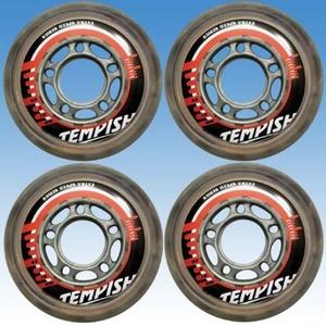 Set Koła Tempish CATCH 70x24 mm 82A set wheel (4 pc), Tempish