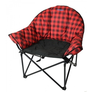 Krzesło Husky mumbo czerwona, Husky