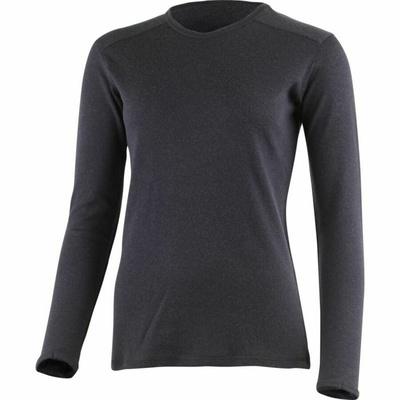 Damska bluza z merynosów Lasting BELA-5959 niebieska, Lasting