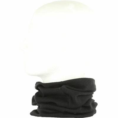 Ocieplacz na szyję z merynosów Lasting BUL czarny, Lasting