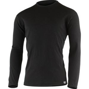 Męskie merynos koszulka Lasting BELO 9090 czarne, Lasting