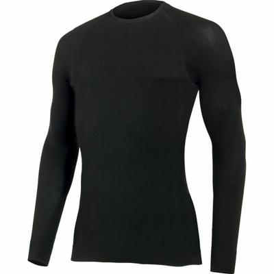 Męska koszula funkcyjna Lasting MOL-9090 Black, Lasting