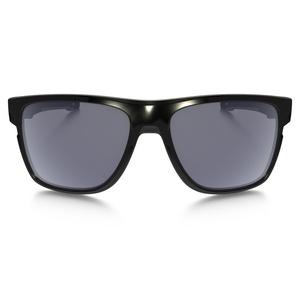 Przeciwsłoneczna okulary OAKLEY Crossrange XL Pol Black w/ Grey OO9360-0158, Oakley