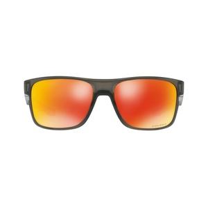 Przeciwsłoneczna okulary OAKLEY Crossrange Grey Smoke w/ PRIZM Ruby OO9361-1257, Oakley