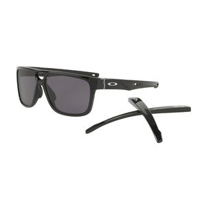 Przeciwsłoneczna okulary OAKLEY Crossrange Patch PolBlk w/ Warm Grey OO9382-0160, Oakley