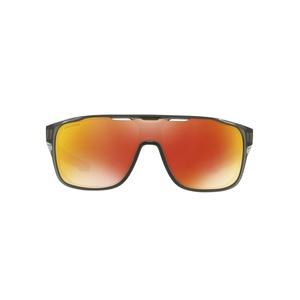 Przeciwsłoneczna okulary OAKLEY Crossrange Shield MttGySMk w/ PRIZM Ruby OO9387-0431, Oakley