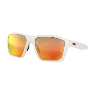 Przeciwsłoneczna okulary OAKLEY Linia docelowa Matte White w/ PRIZM Ruby, Oakley