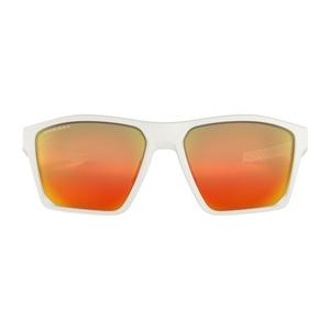 Przeciwsłoneczna okulary OAKLEY Targetline Matte White w/ PRIZM Ruby, Oakley