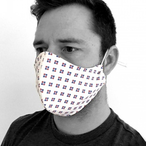 Bawełna maska KAMA UNI, Kama