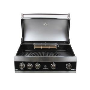 Wbudowany gazowy grill GrandHall MAXIM GT4B, Grandhall