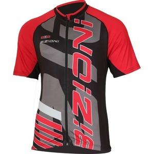 Cyklo bluza Lasting MD74 czarno-czerwony, Lasting