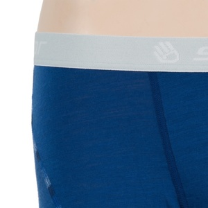 Męskie bokserki Sensor MERINO AIR ciemno niebieskie 17200008, Sensor