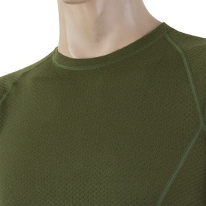 Męskie koszulka Sensor MERINO DOUBLE FACE safari 17200031, Sensor
