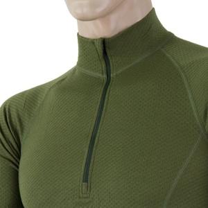 Męskie koszulka Sensor MERINO DOUBLE FACE safari 17200033, Sensor