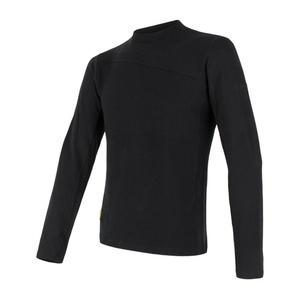 Męskie koszulka Sensor MERINO EXTREME czarny 18200027, Sensor