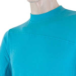 Męskie koszulka Sensor MERINO EXTREME niebieska 18200028, Sensor