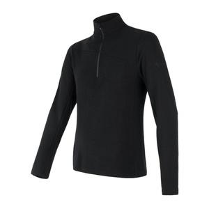 Męskie koszulka Sensor MERINO EXTREME czarny 18200029, Sensor
