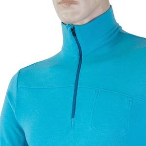 Męskie koszulka Sensor MERINO EXTREME niebieska 18200030, Sensor