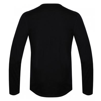Męskie termo koszulka dl. tuleja Husky Merino Black, Husky
