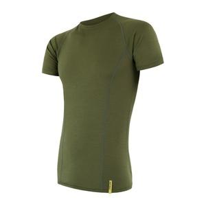 Męskie koszulka Sensor Merino Wool Active safari 17200017, Sensor