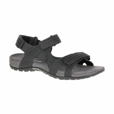 Sandały męskie Merrel l Sandspur Rift Strap czarny, Merrel