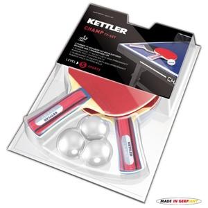 Set rakiet i piłeczek do stołowy tenis Kettler CHAMP 7091-700