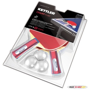 Set rakiet i piłeczek do stołowy tenis Kettler CHAMP 7091-700, Kettler