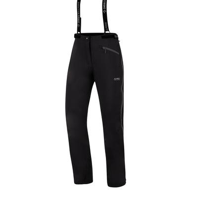 Spodnie wodoodporne damskie Direct Alpine Midi czarne