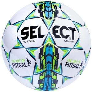 Piłka Select Mimas biały / niebieski / zielony, Select