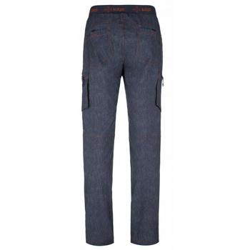 Męskie oddychający spodnie Kilpi MIMICRI-M ciemnoniebieski, Kilpi