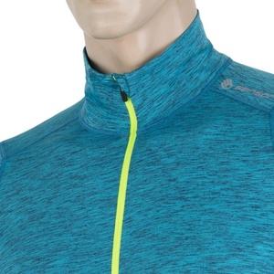 Męskie koszulka Sensor MOTION niebieskie 17200066, Sensor