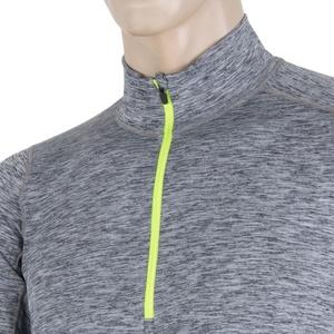 Męskie koszulka Sensor MOTION szare 17200065, Sensor