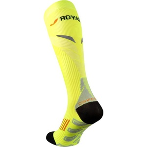 Kompresyjne podkolanówki ROYAL BAY® Neon 2.0 Yellow 1099, ROYAL BAY®