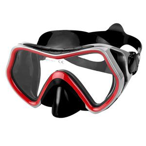 Spokey BORNEO Zestaw dla nurkowanie maska + fajka, Spokey