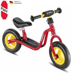 Rowerek bez pedałów PUKY Learner Bike Medium LR M czerwone, Puky