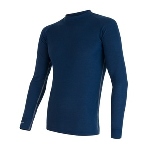 Męski zestaw Sensor ORIGINAL ACTIVE SET koszula + majtki ciemno niebieski 17200051, Sensor