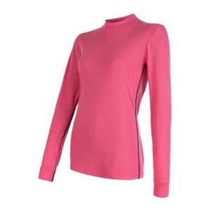 Damski zestaw Sensor ORIGINAL ACTIVE SET koszula + majtki różowy 17200054, Sensor