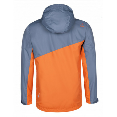 Funkcjonalny dla mężczyzn kurtka outdoorowa Kilpi ORLETI-M Pomarańczowy, Kilpi