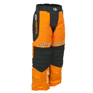 Bramkarzskie spodnie OXDOG TOUR GOALIE PANTS ORANGE, Oxdog