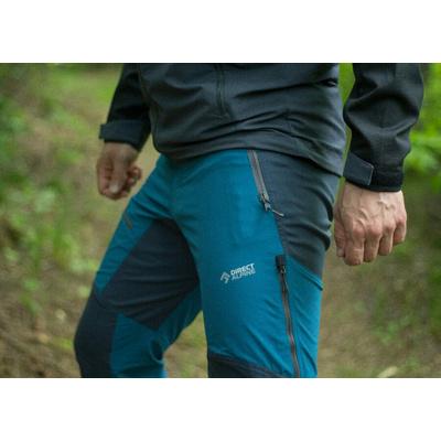 Spodnie Direct Alpine Technik patrolowy petrol/greyblue, Direct Alpine