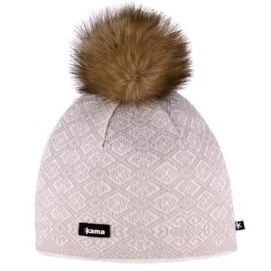 czapka Kama A92 101 naturalnie biała, Kama