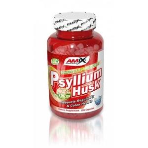 Amix Psyllium Husk 1500mg, 120 kapsułek, Amix
