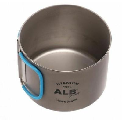 Kubek Alb Alb Titan Bassic 0,5L 0666, ALB