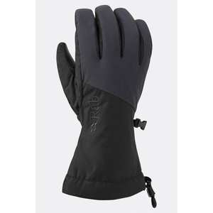Rękawice Rab Pinnacle GTX Glove black/BL, Rab