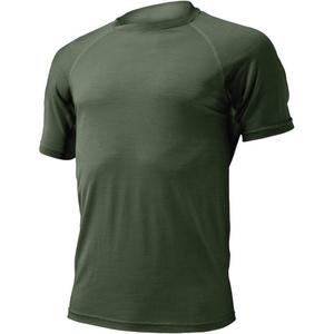 Merino koszulka Lasting QUIDO 6262 zielone