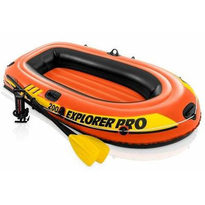 Nadmuchiwana łódź Intex EXPLORER PRO 200 SET, Intex